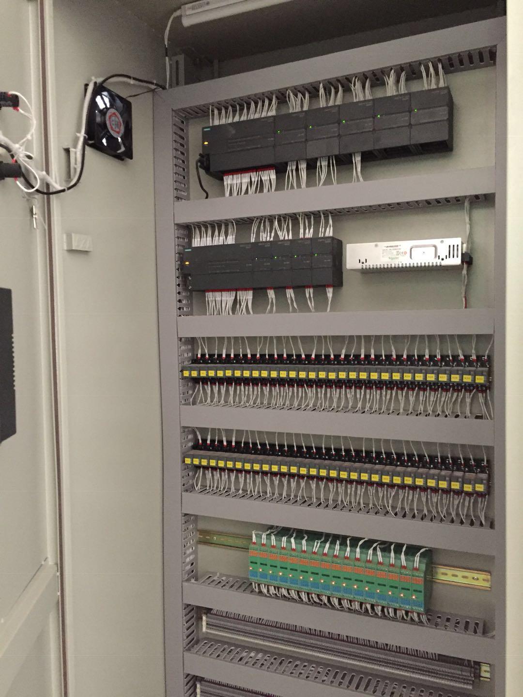 西门子200PLC控zhi柜