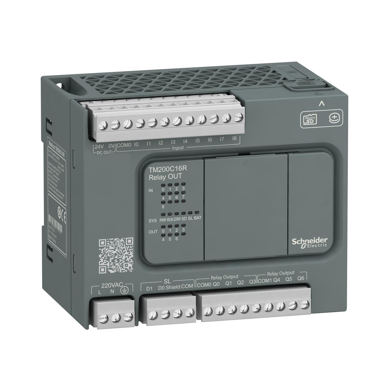 施耐德PLC Modicon M200xilie